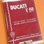 Catalogo ricambi Ducati RT in italiano/inglese